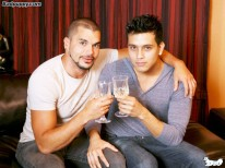 Michael Rogue And Danny Lopez from Bad Puppy