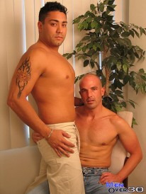 Clyve And Alex from Men Over 30
