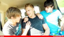 Brady Jensen And The Kinky from Bel Ami Online