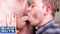 Swallowing 25 Loads from Suck Off Guys