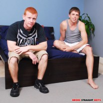 Zane Tate And Spencer Todd from Broke Straight Boys