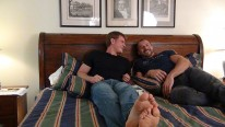 Arpad And Trent Bts from On The Hunt