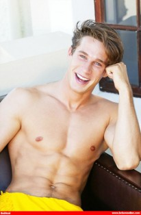 Yves Carradine from Bel Ami Online
