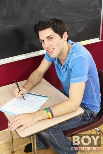 Classroom Boredom from Boy Crush