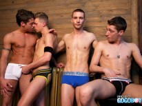 Project Gogo Boy Episode 5 from Cocky Boys