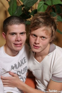 Rough Riding Twinks from Twinks