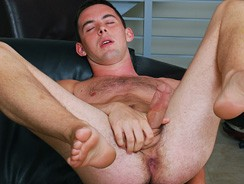 Patrick Hunter Busts A Nut from College Dudes
