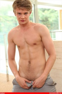 Tom Pollock Pinup from Bel Ami Online