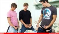 Fleshjacks Testing With Kris from Bel Ami Online
