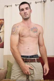 Brad Cambell from Circle Jerk Boys