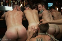Naked Ripped Humiliated from Bound In Public