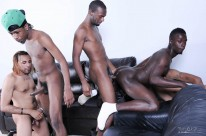 Oozy Damori Intrigue Louis from Thug Orgy
