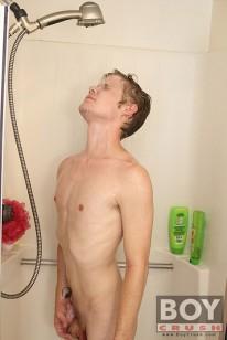 Anthony Evans Bathroom Wank from Boy Crush