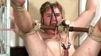 Joel Extreme Bondage from Breeder Fuckers