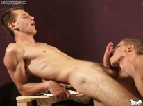 Simon Tanner And Dan Trojan from Bad Puppy