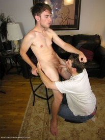 Blond Blowjob from New York Straight Men