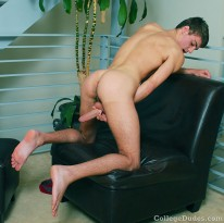 Hunter Page Busts A Nut from College Dudes