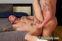 Sebastian And Tanner Part 2 from Active Duty