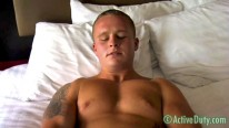 Brock Tops Jimmy Bareback from Active Duty
