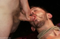 Tickle Torment A Ripped Stud from Bound In Public