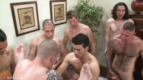 Dylans Bareback Orgy Part 3 from Hot Barebacking