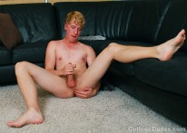Ryan Powell Busts A Nut 2 from College Dudes