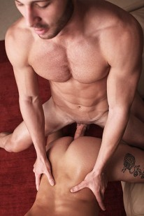 Alexander And Jarek Bareback from Sean Cody