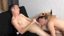 Dalton And Kevin Meet from Straight Fraternity