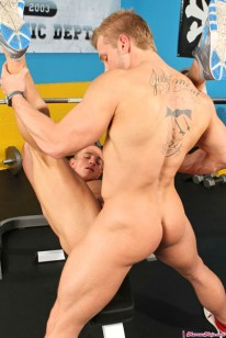 Pumped And Pounded from Marcus Mojo