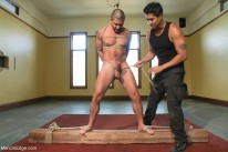 Dominic Pacifico Edged from Men On Edge