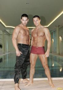 Glen Santoro And Julian Venez from Jocks Studios