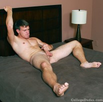Dennis Slade Busts A Nut from College Dudes