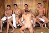 Steamy Sex Orgy from Bath House Bait