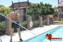 David Chase Fucks Pool Boy from Phoenixxx