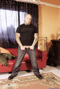 My Neighbor Is A Bouncer from Male Digital