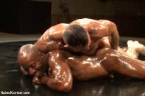 Alessio Romero Race Cooper from Naked Kombat