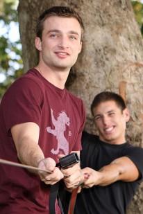 Miles And Ashton Bareback from Sean Cody