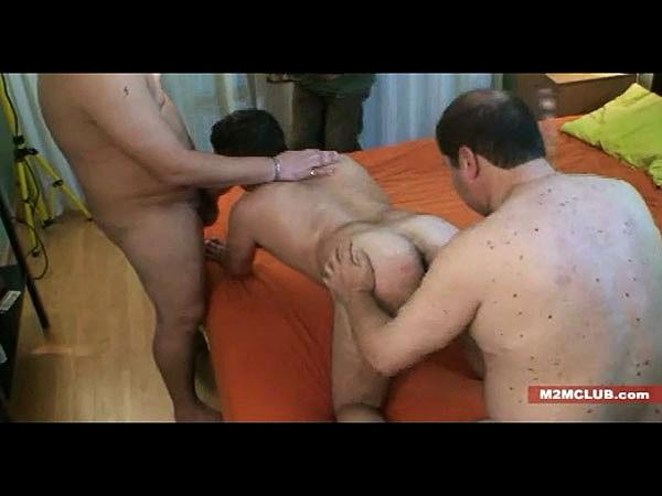 Bigger Bear Andy Macho Fuck From M2M Club At Justusboys -7088