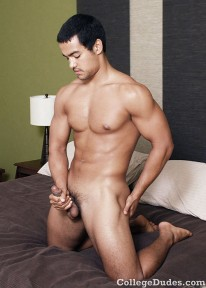 Jaime Cortez Busts A Nut 2 from College Dudes