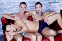 Double Penetration Threesome from Staxus