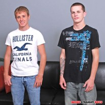 Kyle Harley And Anthony from Broke Straight Boys