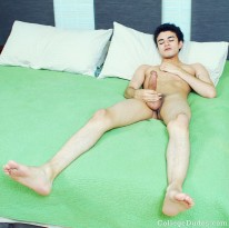 Austin Fox Busts A Nut from College Dudes