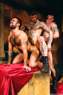 Hotter Than Hell Part 2 from Raging Stallion