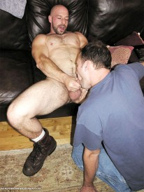 Derick The Ditchdigger from New York Straight Men