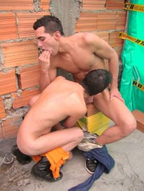Mateo And Alex from Bareback Latinoz