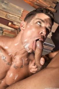 In Yer Face Scene 2 from Raging Stallion