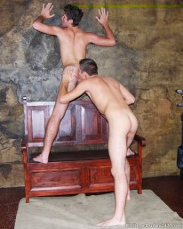 Reed Athens And Thor Martin from College Dudes