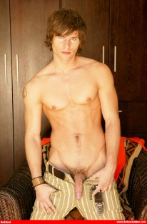 Rick Fontana Pinup from Bel Ami Online