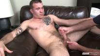 Codys Surprise Handjob from Spunk Worthy