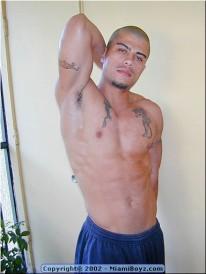 Manny from Miami Boyz